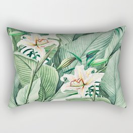 Tropical state Rectangular Pillow