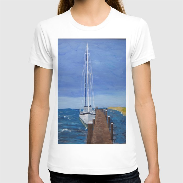 Docked T-shirt