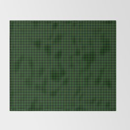 Gunn Tartan Throw Blanket