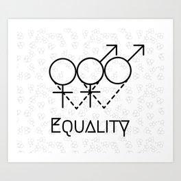Marriage Equality Art Print