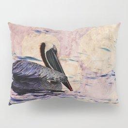 twilight pelican Pillow Sham