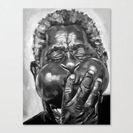 dizzy Canvas Print