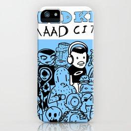 GOOD KID MAAD CITY iPhone Case