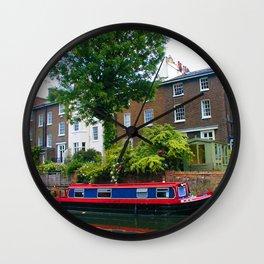 London Series #1 Wall Clock
