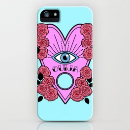 The Mystical Ouija iPhone Case