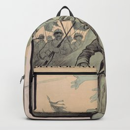 Banque Privee Backpack