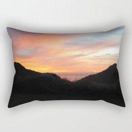 Sunset Soul Rectangular Pillow