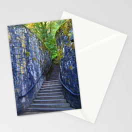 Seeking Discovery in Oregon Stationery Cards