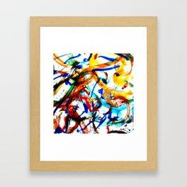 PLEYEL:  Clarinet Concerto No 1.    by Kay Lipton Framed Art Print