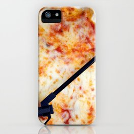 Playing Pizza iPhone Case
