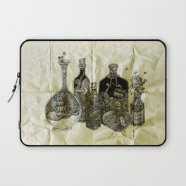 sea witch's cabinet Laptop Sleeve