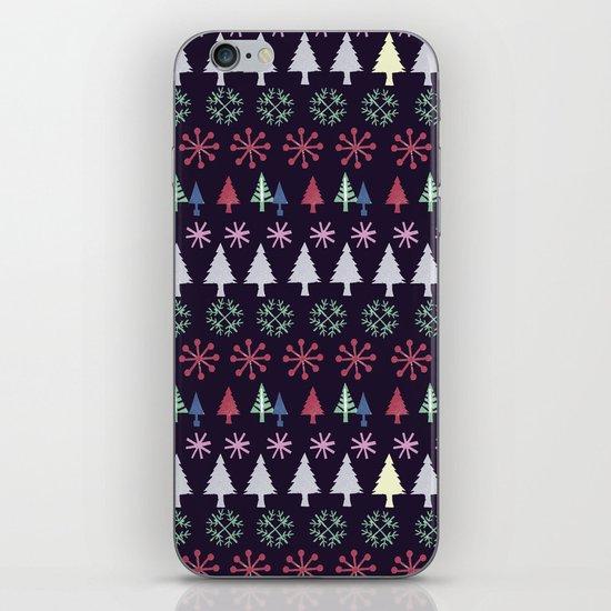 Christmas Design iPhone & iPod Skin