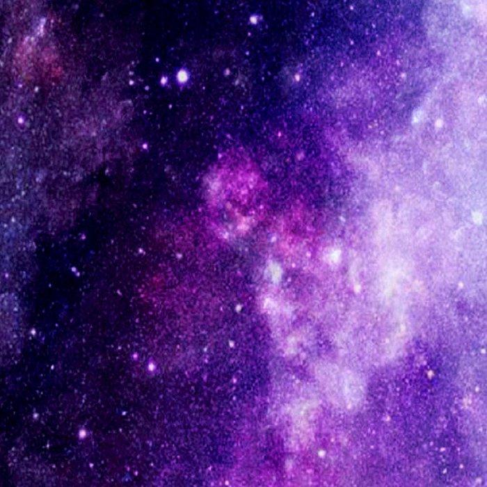 Galaxy Planet Purple Blue Space Leggings