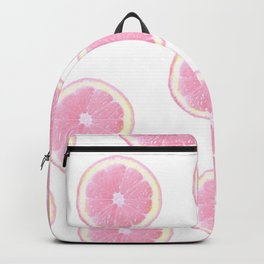 Pink grapefruit Backpack