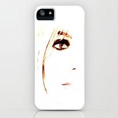 Brigitte Bardot iPhone (5, 5s) Slim Case