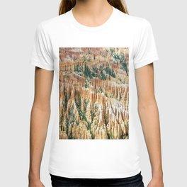 stone usa bryce canyon utah national park T-shirt