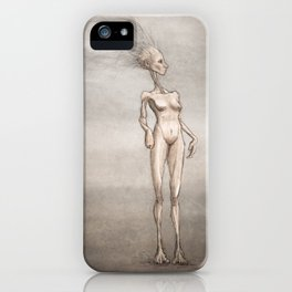 Portal to the Demonic Realm iPhone Case