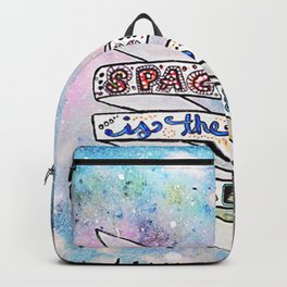 Space Is The Place Backpack
