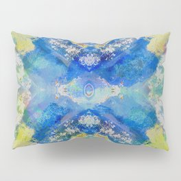 Kaleidoscope Awakening Pillow Sham