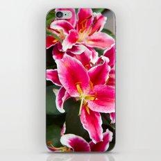 Lys #3 iPhone Skin