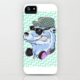 Kool Bear iPhone Case