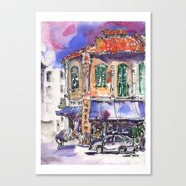 20140414 Sam Leong St Canvas Print