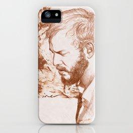 Bon Iver (Justin Vernon) iPhone Case