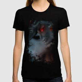 Medusa's Lament, the Eye of the Gorgon T-shirt