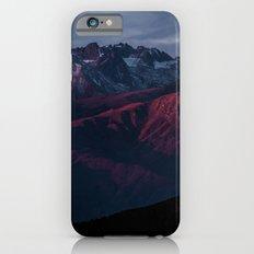 Mountain Landscape #sunset iPhone 6s Slim Case