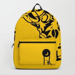 Coffee Giraffe Backpack