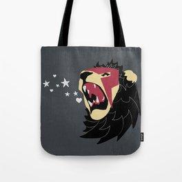 Lionidas Tote Bag