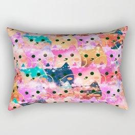 cats 128 Rectangular Pillow