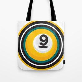 Nine-ball Tote Bag