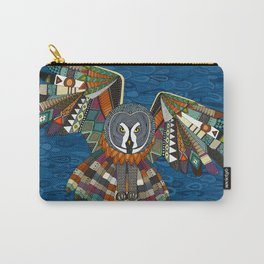 night owl blue Carry-All Pouch