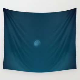 Moon on the Blue Ridge Wall Tapestry