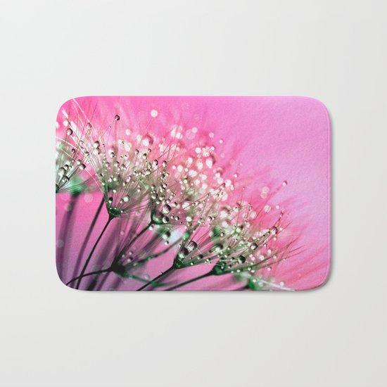 Pink Diamond Dew Bath Mat