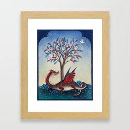 Peridexion tree Framed Art Print