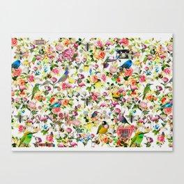 Hello Summer 2 Canvas Print