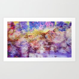Hotmess 15 Art Print