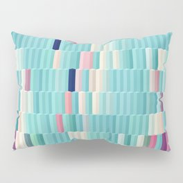 VERTICAL HEIGHTS Pillow Sham