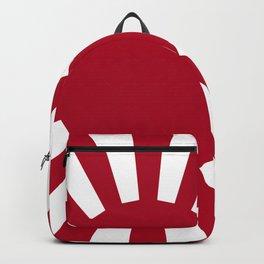 Japanese Flag Backpack