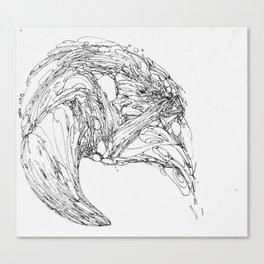 Dissatisfaction Canvas Print