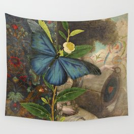 Smitten Wall Tapestry