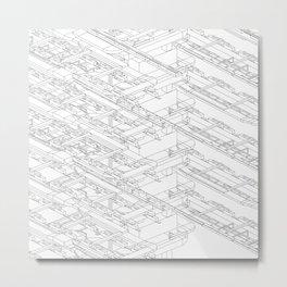 HVAC Metal Print