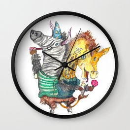 KnickKnakk Wall Clock