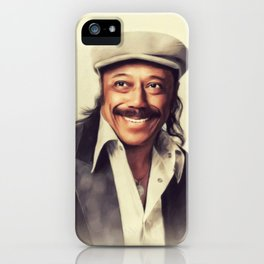 Horace Silver, Music Legend iPhone Case