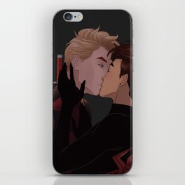 Spideypool iPhone Skin