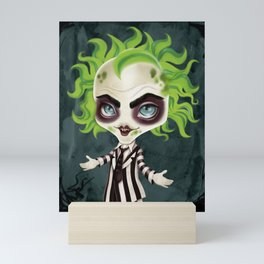 The Ghost with the Most Mini Art Print