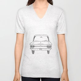 Corvair 1964 Unisex V-Neck