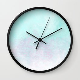 Candy Coated Contacts Wall Clock